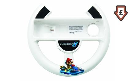 Mario Kart 8 Racing Wheel for Nintendo Wii U