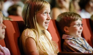 Kids Activity Expo: Entry with option for cinema tickets at Kids Activity Expo (Up to 36% Off)