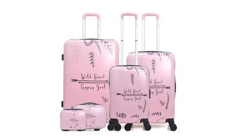 1 o 5 valigie LPB Flora-F in ABS