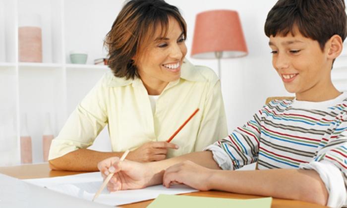 Grade A Tutoring - North Albuquerque Acres: 3, 8, or 12 Tutoring Sessions from Grade A Tutoring (Up to 65% Off)