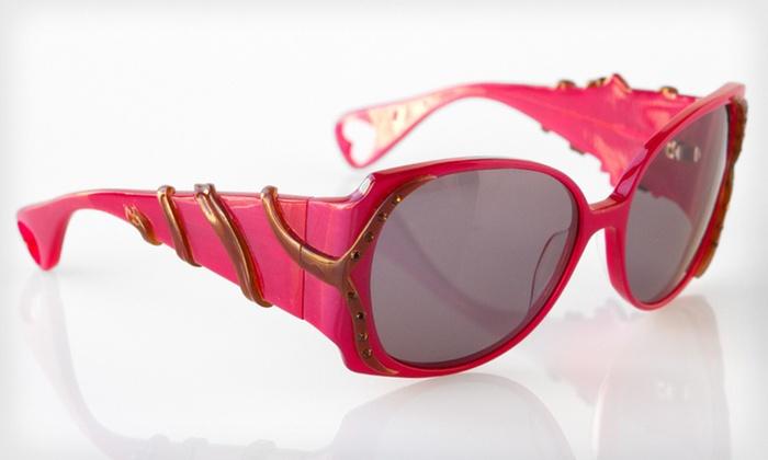 Heartbreaker Sunglasses: $39 for Heartbreaker Sunglasses by Betsey Johnson ($250 List Price)