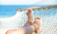 Laser Nail Fungus Treatment for One Foot or Hand, or Both Feet or Hands at The Laser Clinic, Two Locations