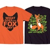 What Does The Fox Say Kids' T-Shirts