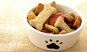 Butterbites Gourmet Pet Bakery: $3 for $6 Worth of Products — Butterbites Gourmet Pet Bakery