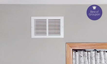 $159 for Furnace and Air-Duct Cleaning for Up to 15 Vents from Modern PURAIR ($399 Value)