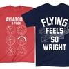 Men's Aviation Tees