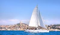 1 journée croisière en catamaran avec repas inclus pour 1 ou 2 personnes dès 55 € avec Levantin Catamarans