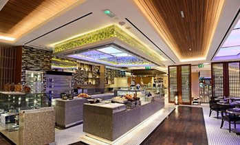 Breakfast, Lunch, Dinner Buffet at Le Meridien