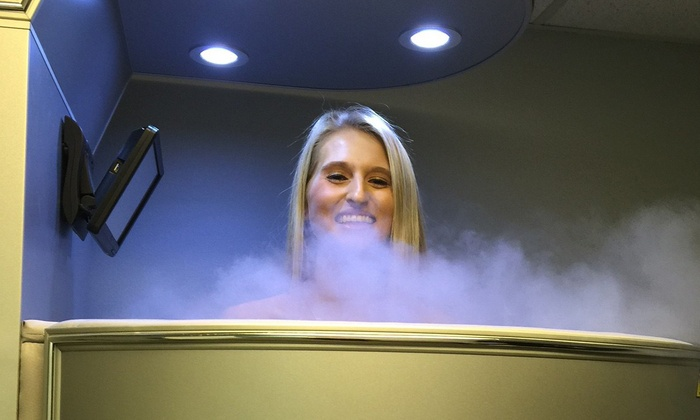 Absolute Zero Cryo - Preston Forest Village: Up to 67% Off cryotherapy at Absolute Zero Cryo
