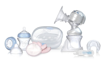 Nuby Electric Rhythm Breast Pump