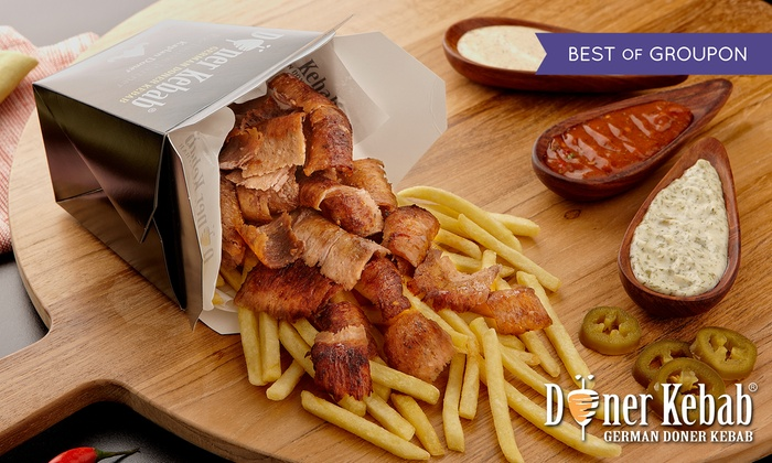 kebab boks