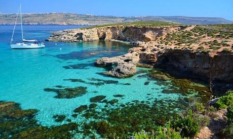 ✈ Malte : 3, 4 ou 7 nuits avec petit déjeuner et vols A/R depuis Paris BVA ou Marseille à l'hôtel 4* Paradise Bay