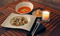 Three-Course Meal from R179 for Two at Bread Café (Up to 50% Off)