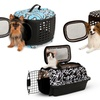 Petmate Curvations Dog and Cat Carriers
