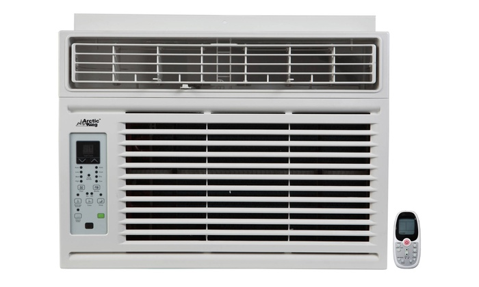 arctic king window btu air conditioner refurbished arctic king window