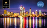 Perth CBD: 1 Night for Two with Breakfast and 4pm Extra Late Check-Out at a 5* Mystery Hotel