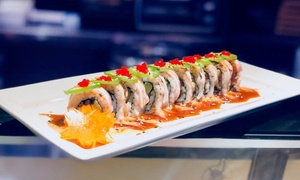 Up to 40% Off Lunch or Dinner at Ninja Thai and Sushi Bar at Ninja Thai and Sushi Bar, plus 6.0% Cash Back from Ebates.