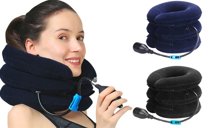 One or Two Cervical Neck Traction Devices