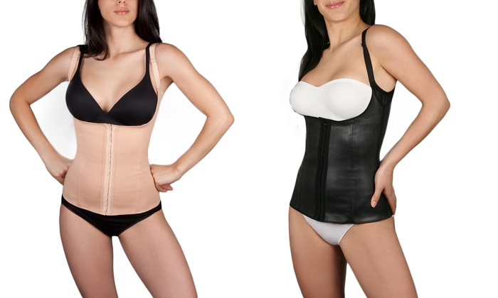 Ultimate Compression Fused Latex and Cotton Vest
