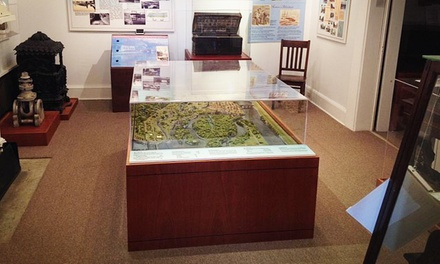 Membership for Two or Household Membership to Waterford Historical Museum and Cultural Center (Up to 52% Off)