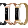 Milanese Loop Stainless Steel Band for Fitbit Alta & Alta HR