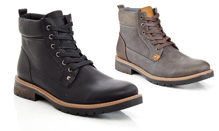 Marco Vitale Men's Casual Boots