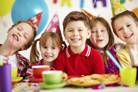 $124 Off $225 Worth of Party - Children's