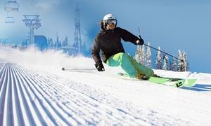 Ośrodek Narciarski Czantoria : 1-dniowy karnet na wyciąg narciarski od 52,99 zł w Ośrodku Narciarskim Czantoria Ustroń i więcej (do -45%)