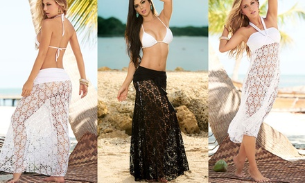 TwoinOne Beach Convertible Dress to Skirt: One $19 or Two $32 Don't Pay up to $179.90