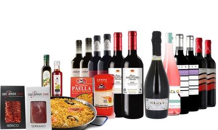 IBERVILLA FINE FOODS - SAN JAMON