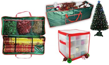 Christmas Decoration Storage Case