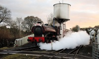 All-Day Train Ticket for One or Two Adults or a Family of Four from The Gwili Railway (Up to 32% Off)