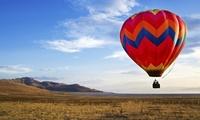 Duo- of groepsticket voor een unieke ballonvaart vanaf €199
