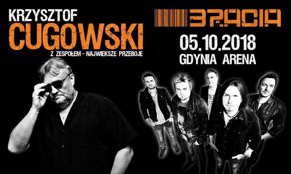 Od 49 Zl Koncert Urodzinowy Krzysztofa Cugowskiego I Braci W Hali Arena W Gdyni Do 30