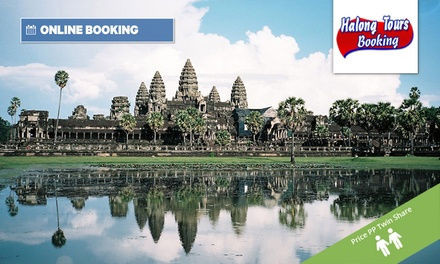 Cambodia: $669 Per Person for Seven-Day Discovery Tour with Meals, Guided Trips and Domestic Transport