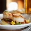Menu gastronomique en 5 services
