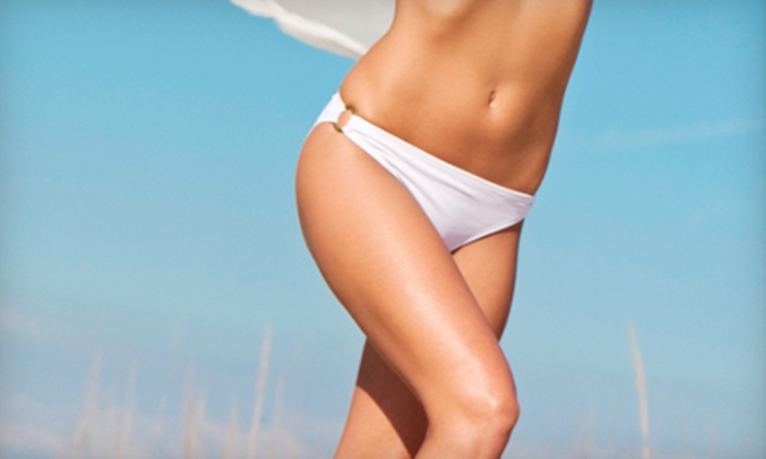 Contour Hollywood - Parkside: 4, 8, or 12 Slimming Ultra-Cavitation Treatments at Contour Hollywood (Up to 83% Off)