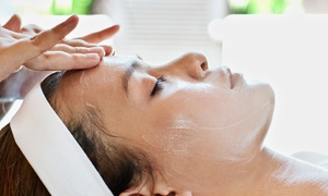 Babski Klimat: Peeling, maska i więcej: 10-etapowe oczyszczanie twarzy od 59,99 zł w salonie Babski Klimat (do -47%)