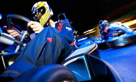 2 tandas de karting para 1, 2 o 4 personas desde 17,95 € en Karting Nostrum