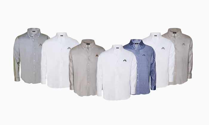 Chainsaw Brands Button-Down Men's Shirts