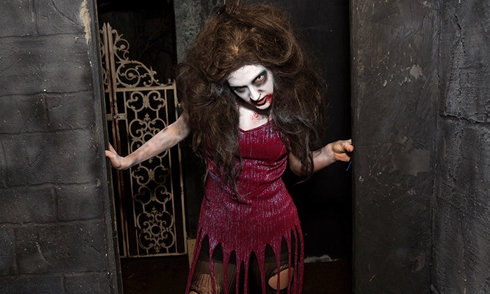 Disturbia Screams in the Park - MB Financial Park at Rosemont: $18.30 for Disturbia Screams in the Park Haunted House on October 4–November 1 ($28.15 Value). 11 Options Available.