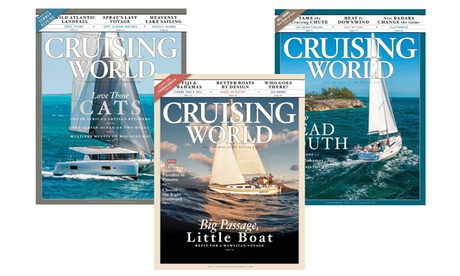 1-Year, 12-Issue Subscription to Cruising World Magazine 26a495f7-68e0-45f0-ae07-8a7a5474c08f