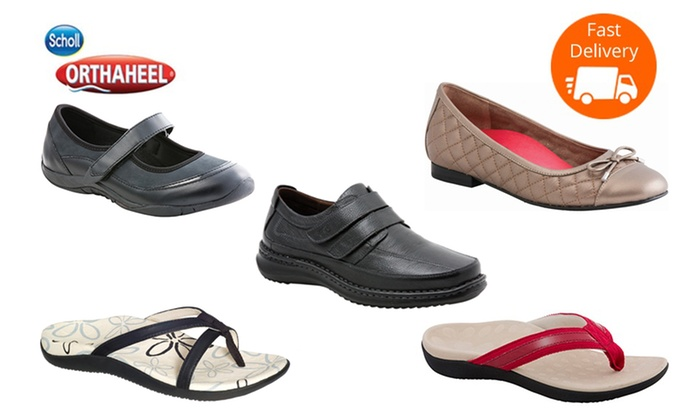 d17a67bc8f5a1a Scholl Orthaheel Shoes