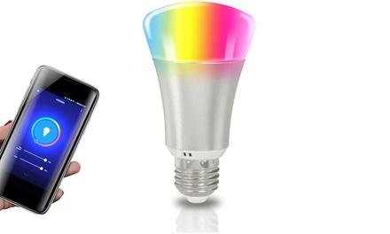 1 o 2 bombillas LED con wifi