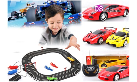 From $11.90 for a Remote Control Car (worth up to $99.90). Race Track Game Set Available