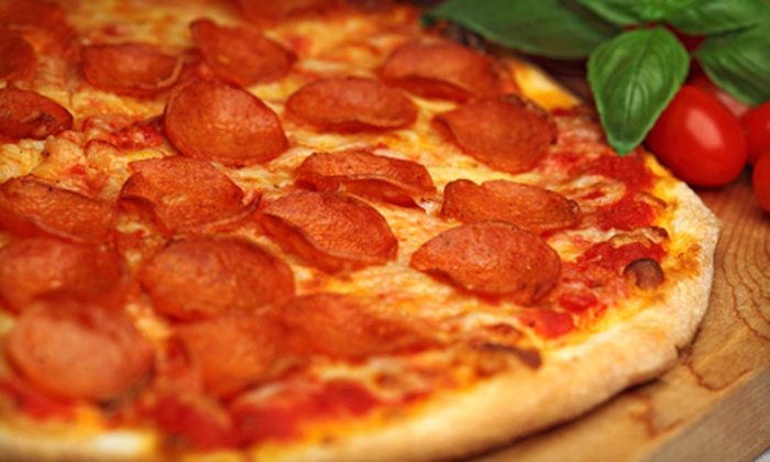Tommy's Pizza - Huntsville: Kids' Pizza-Making Party for 6-12 or $10 for $20 Worth of Pizza at Tommy's Pizza