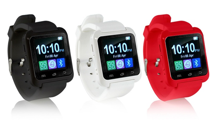 Apachie Bluetooth Smartwatch