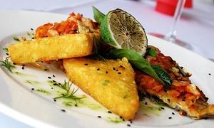 Restauracja Kolory Wina: Romantyczna 3-daniowa kolacja dla 2 osób za 189 zł i więcej w Restauracji Kolory Wina