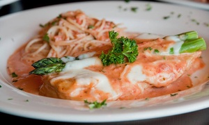 Italian Cuisine for Two or Four at Spazio Ristorante (46% Off)