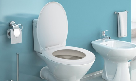 One or Two Simple Soft Close Toilet Seats